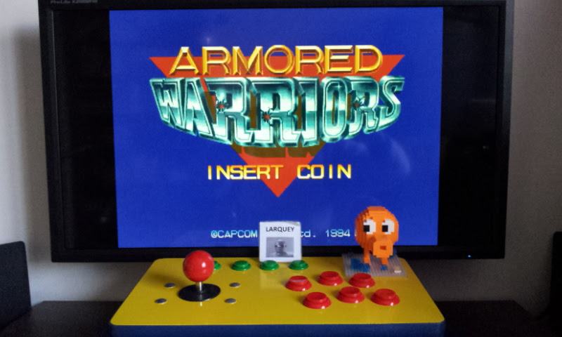 Armored Warriors [armwar] 537,300 points