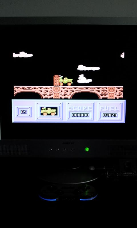 Larquey: Army Moves (Commodore 64 Emulated) 21,750 points on 2017-03-05 05:57:51