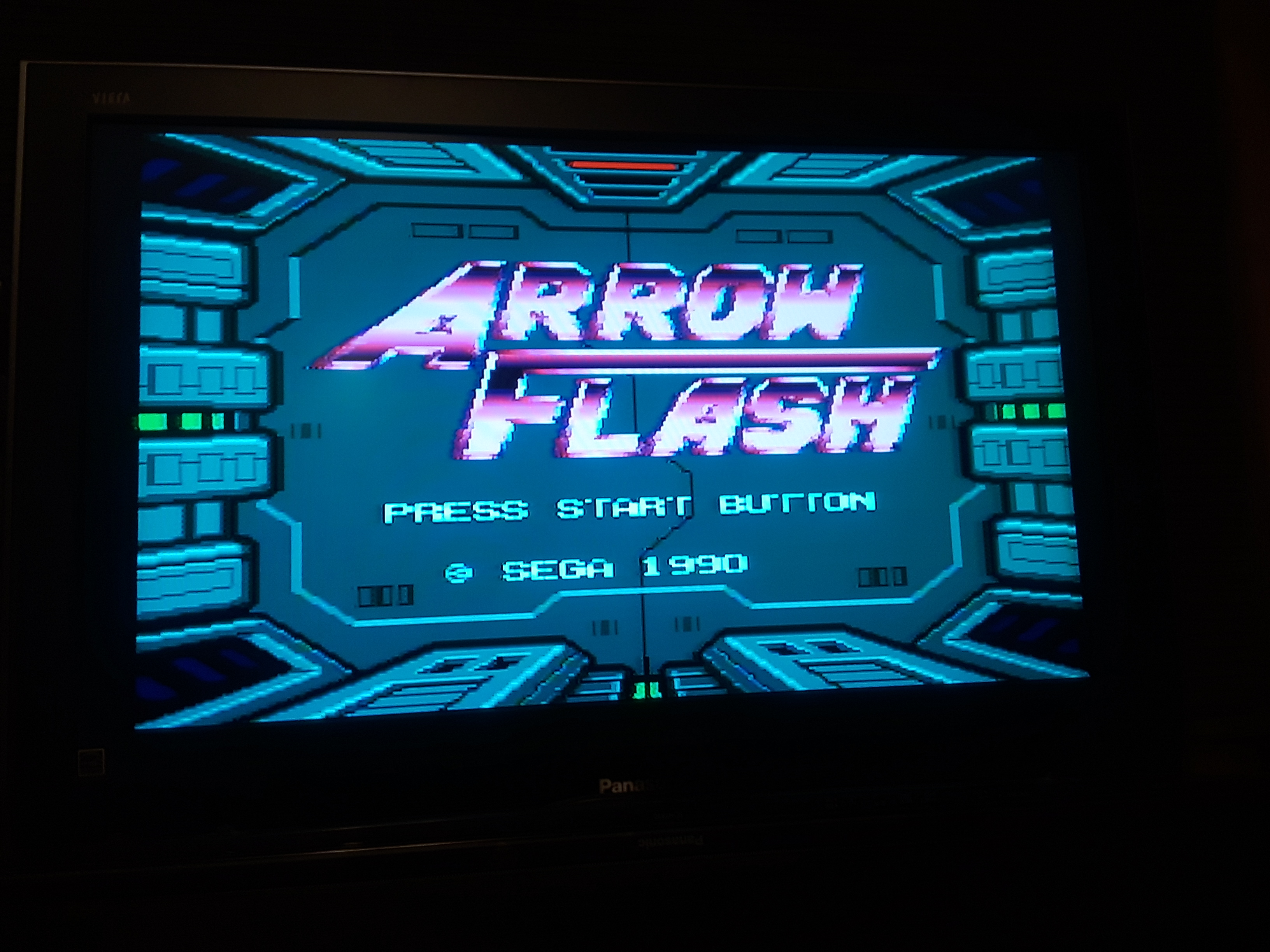 Arrow Flash [Normal / Auto Fire Allowed] 131,360 points