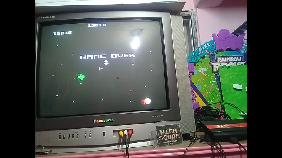omargeddon: Asteroids: Advanced (Atari Flashback 1) 15,810 points on 2019-01-13 21:39:14