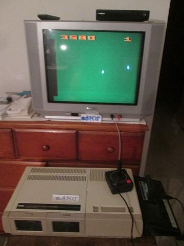 ed1475: Asteroids (Atari 2600 Novice/B) 203,580 points on 2019-12-22 23:33:42