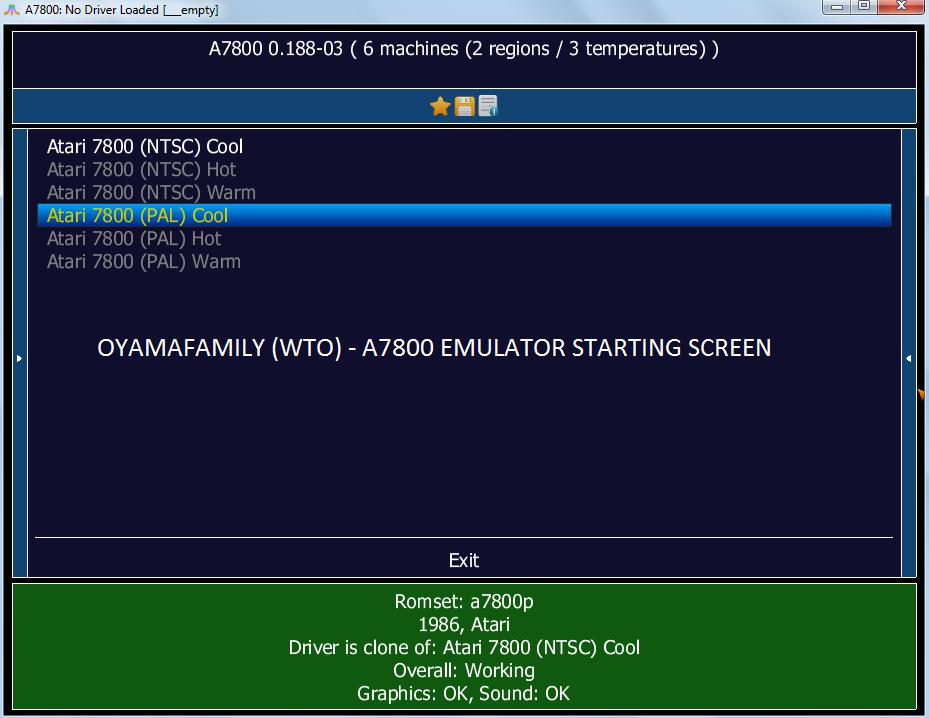 oyamafamily: Asteroids: Expert (Atari 7800 Emulated) 27,550 points on 2020-03-08 13:33:39