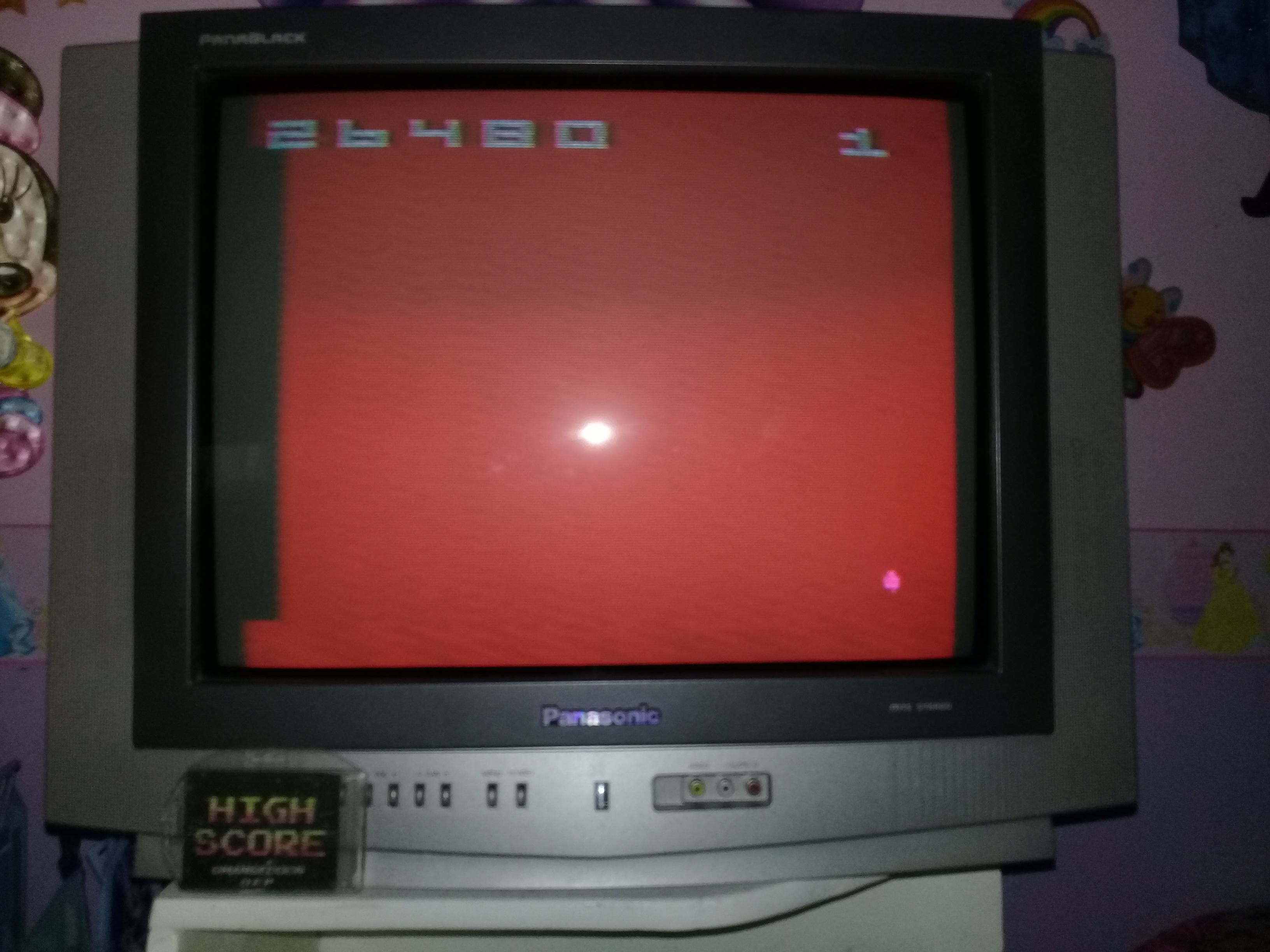 omargeddon: Asteroids: Game 32 (Atari 2600 Novice/B) 26,480 points on 2019-06-04 15:35:51
