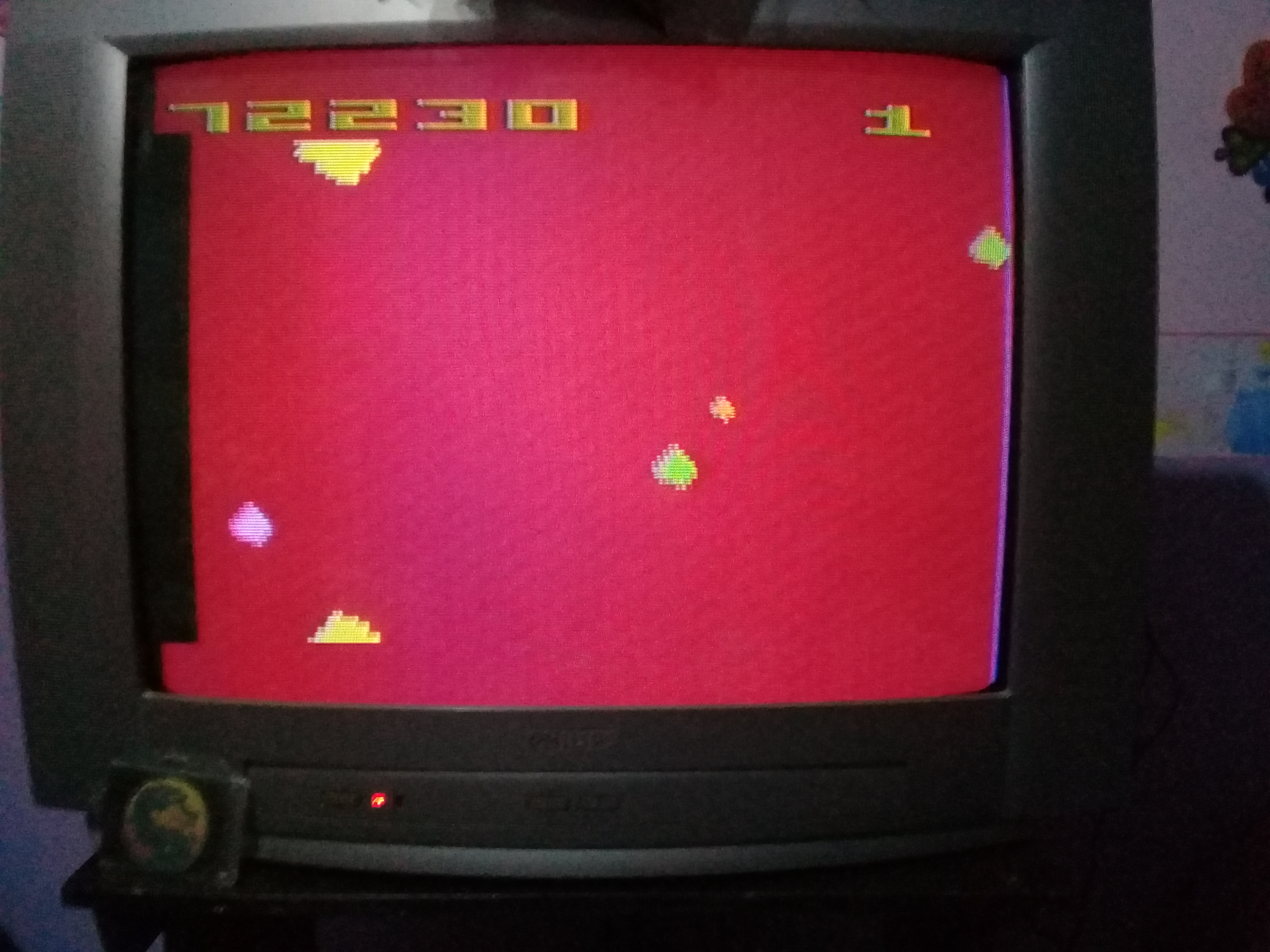 omargeddon: Asteroids: Game 32 (Atari 2600 Novice/B) 72,230 points on 2020-02-16 08:45:15