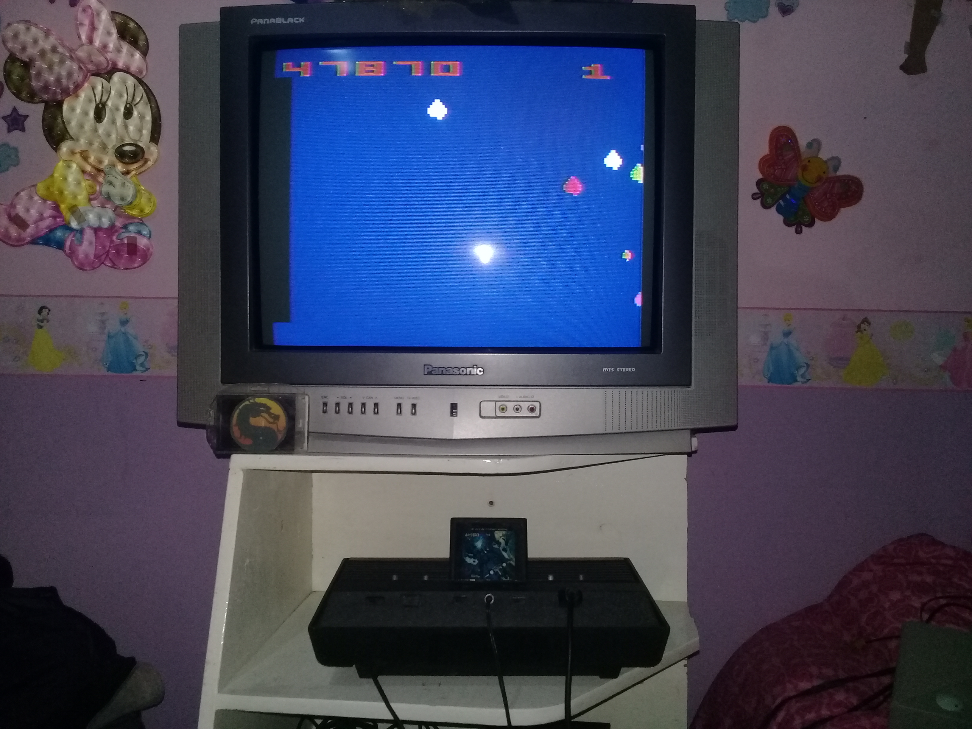 omargeddon: Asteroids: Game 4 (Atari 2600 Novice/B) 47,870 points on 2020-02-02 18:46:27