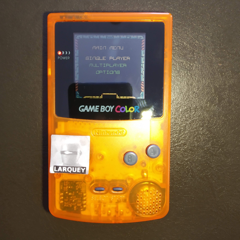 Larquey: Asteroids (Game Boy Color) 36,400 points on 2020-07-29 03:55:33