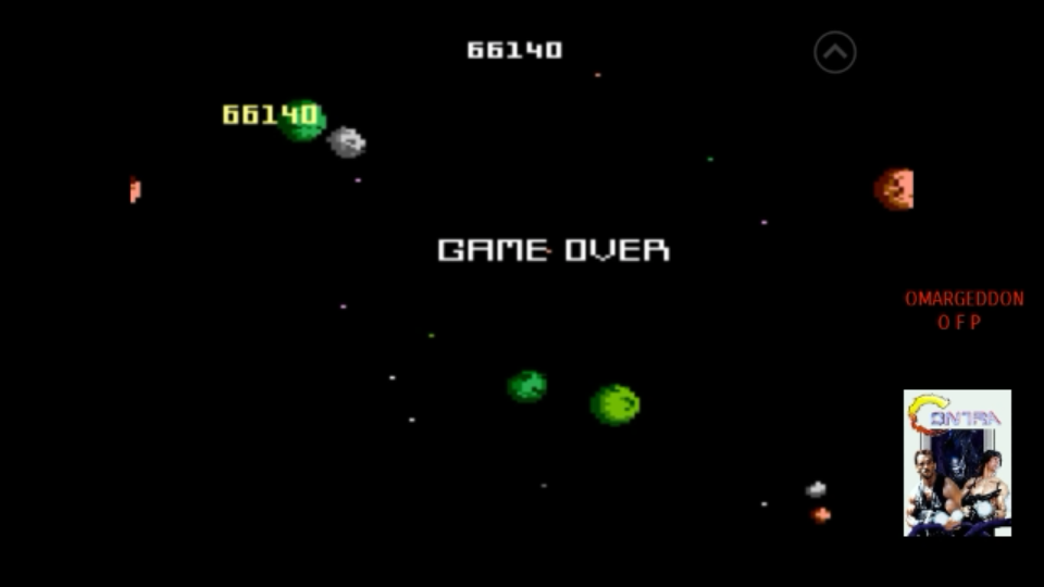 omargeddon: Asteroids: Novice (Atari 7800 Emulated) 66,140 points on 2017-09-14 19:20:58