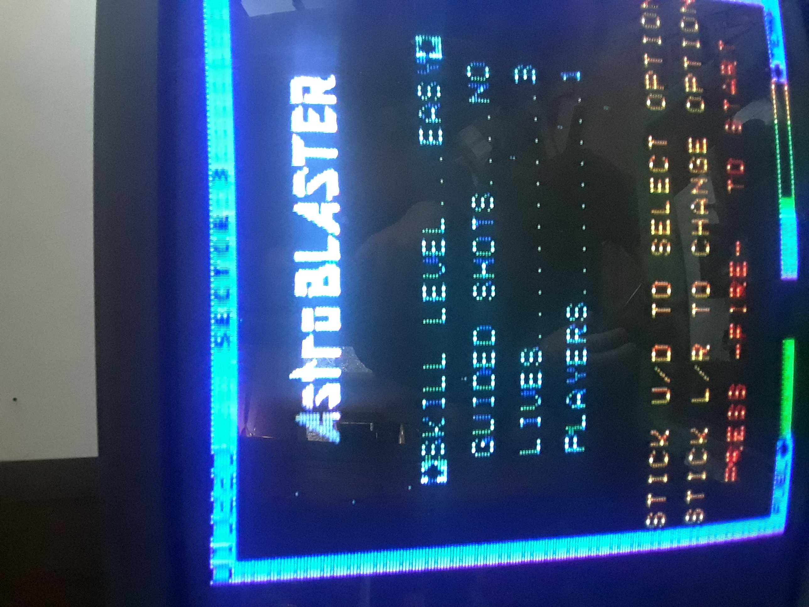 iamthefallen1: Astro Blaster [Easy] (Atari 7800) 10,220 points on 2019-04-11 23:19:03
