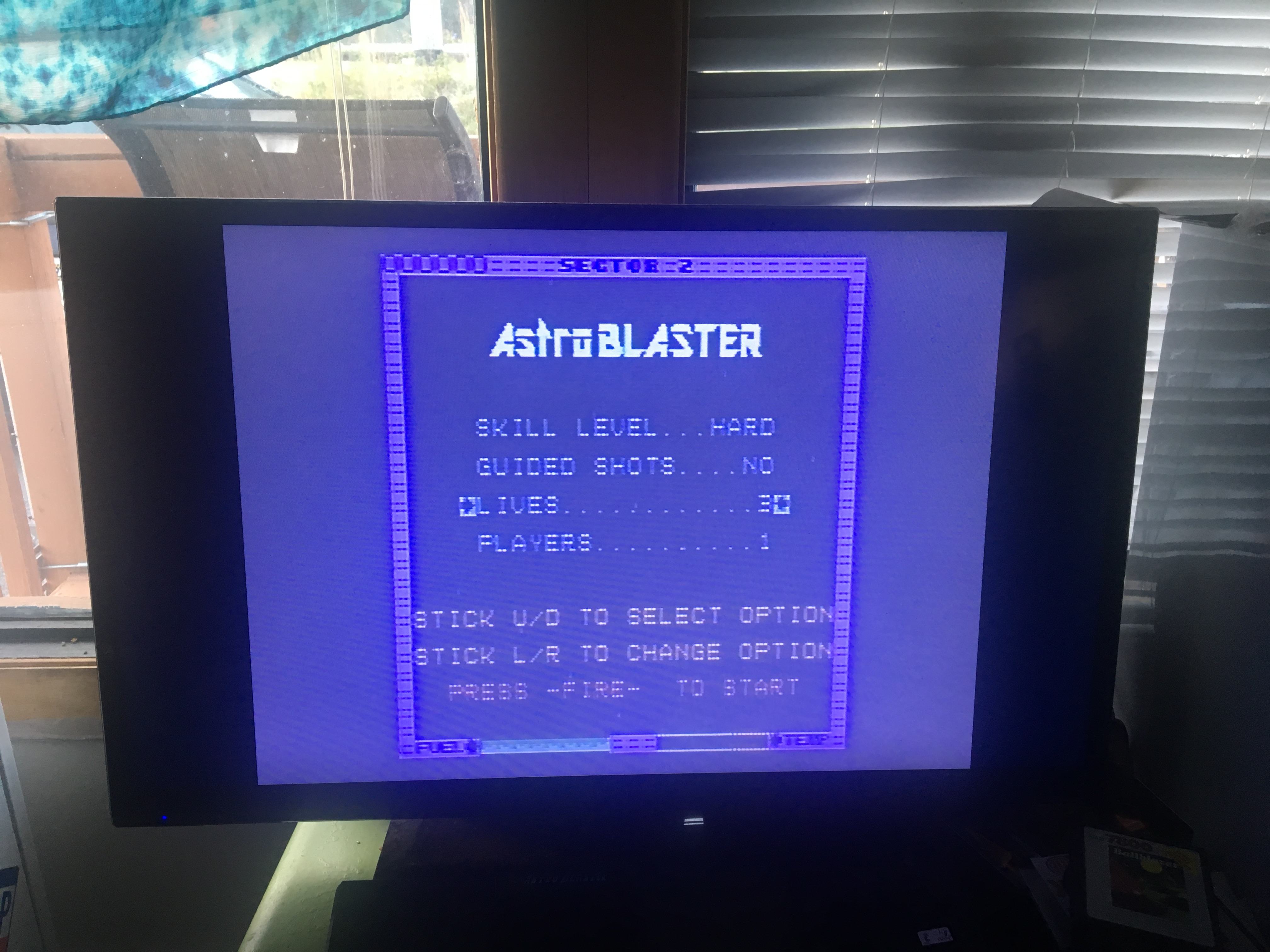 Astro Blaster [Hard]