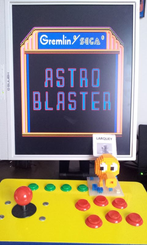 Astro Blaster [version 2] [astrob2] 14,140 points