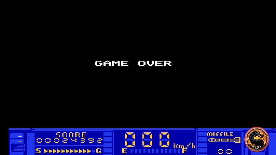 omargeddon: Astro Fang: Super Machine (NES/Famicom Emulated) 24,392 points on 2019-03-05 17:32:56