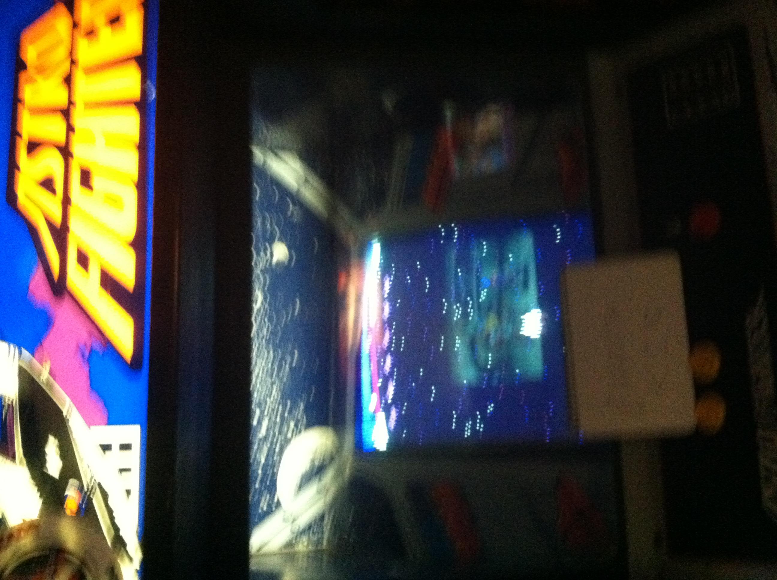 DakotaKid: Astro Fighter (Arcade) 550 points on 2019-02-22 22:59:51