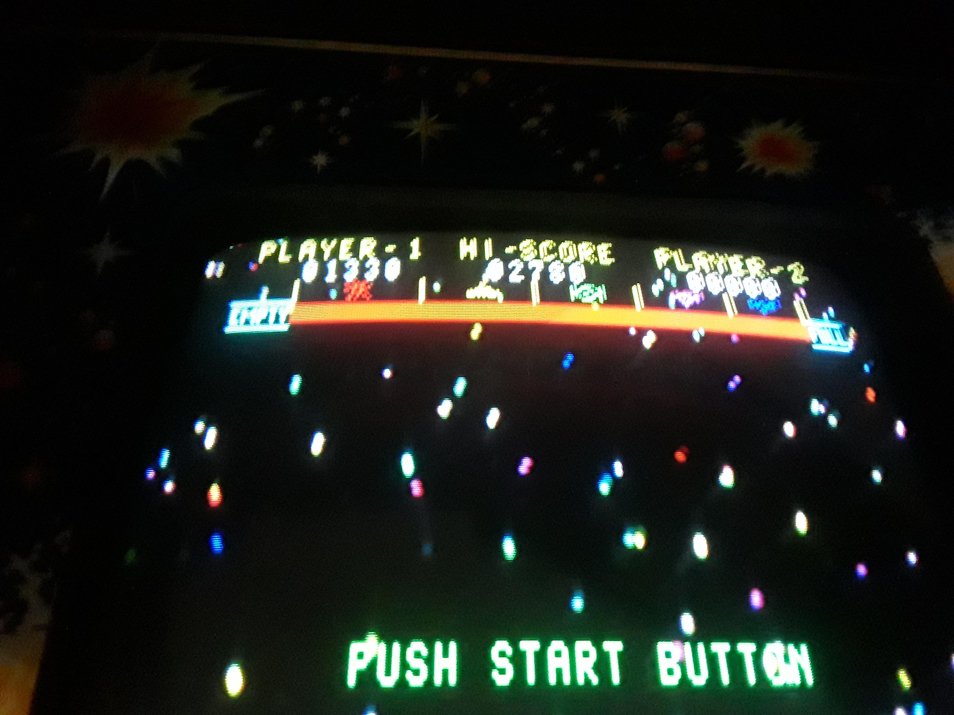 Astro Wars 1,330 points