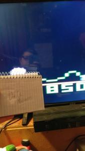 Astroblast 850 points