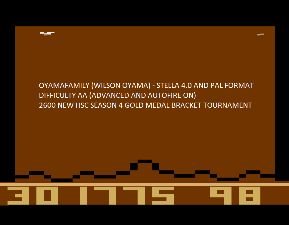 oyamafamily: Astroblast (Atari 2600 Emulated Expert/A Mode) 301,775 points on 2015-11-17 15:39:34