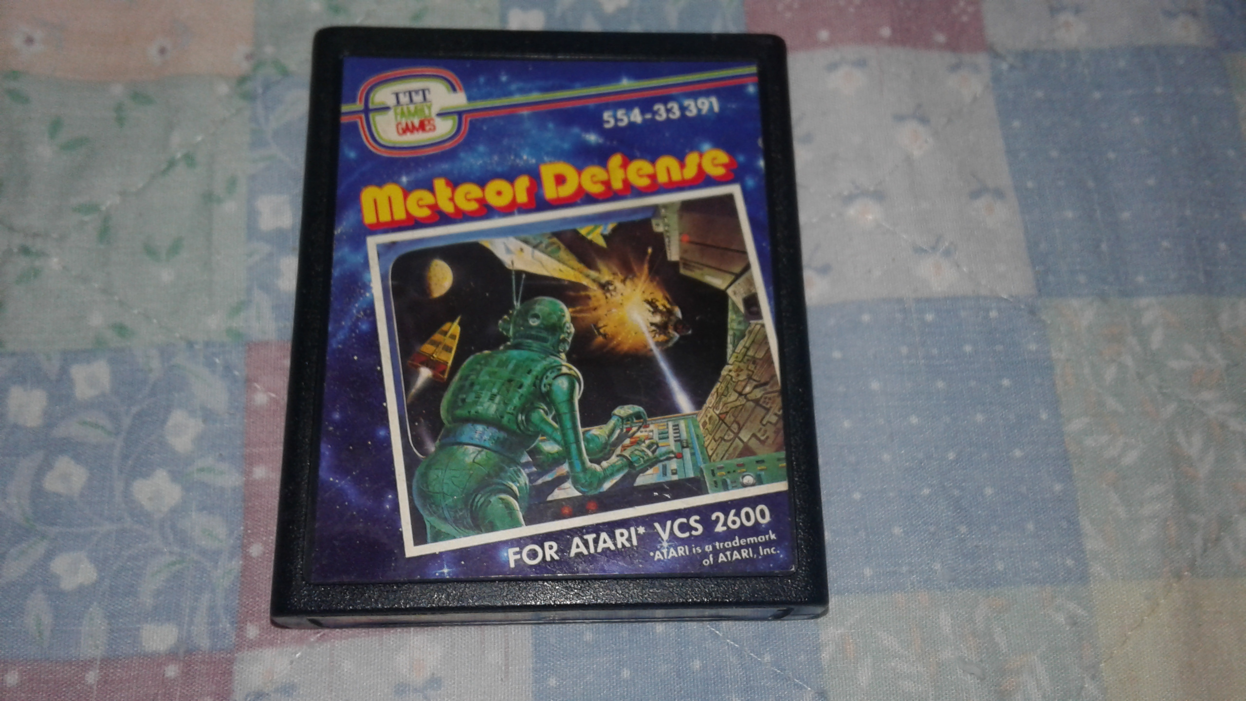 Mark: Astrowar / Meteor Defense / Kampf im Asteroiden-Gürtel (Atari 2600 Novice/B) 74,655 points on 2019-04-17 00:36:34