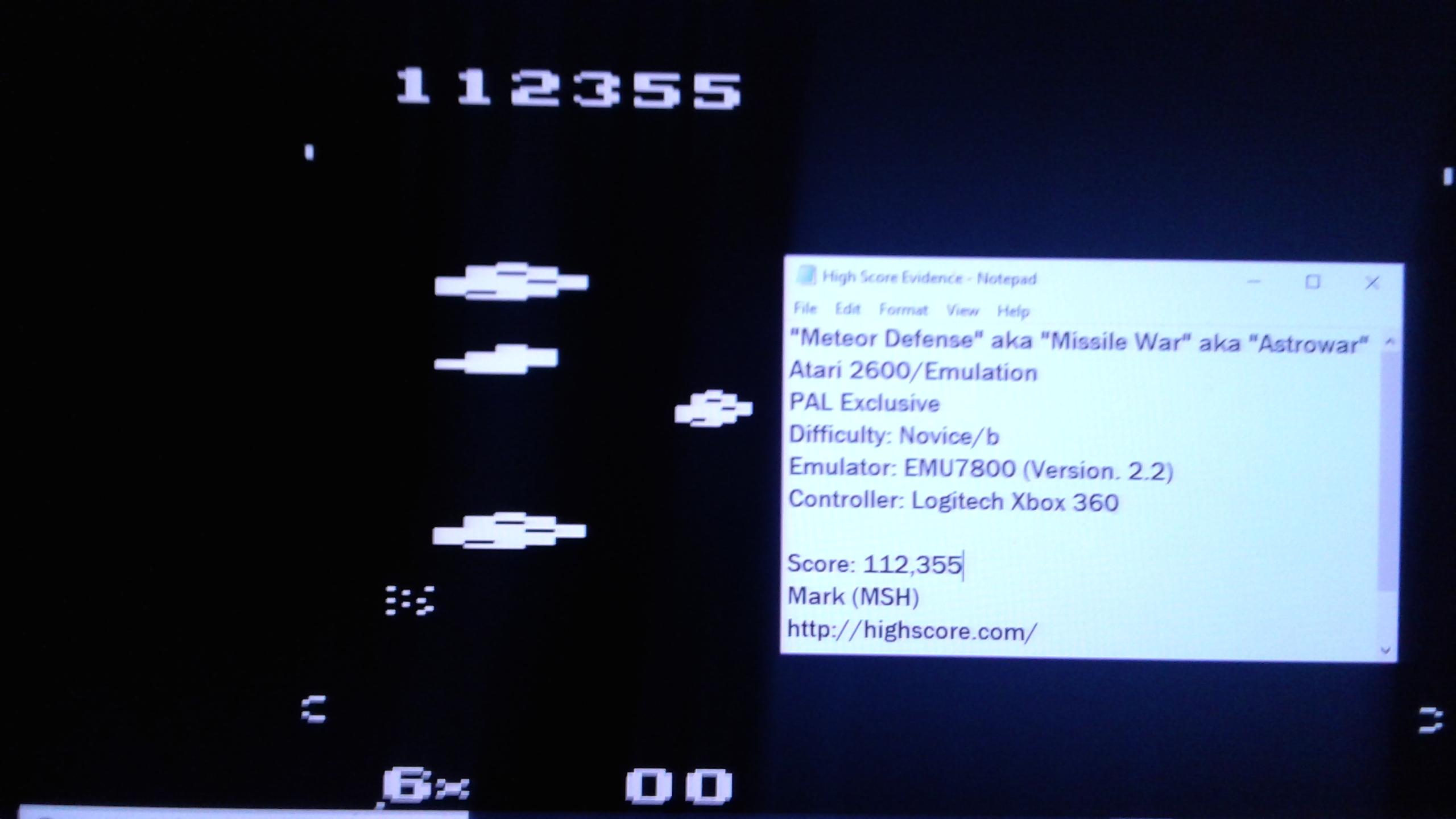 Astrowar / Meteor Defense / Kampf im Asteroiden-Gürtel 112,355 points
