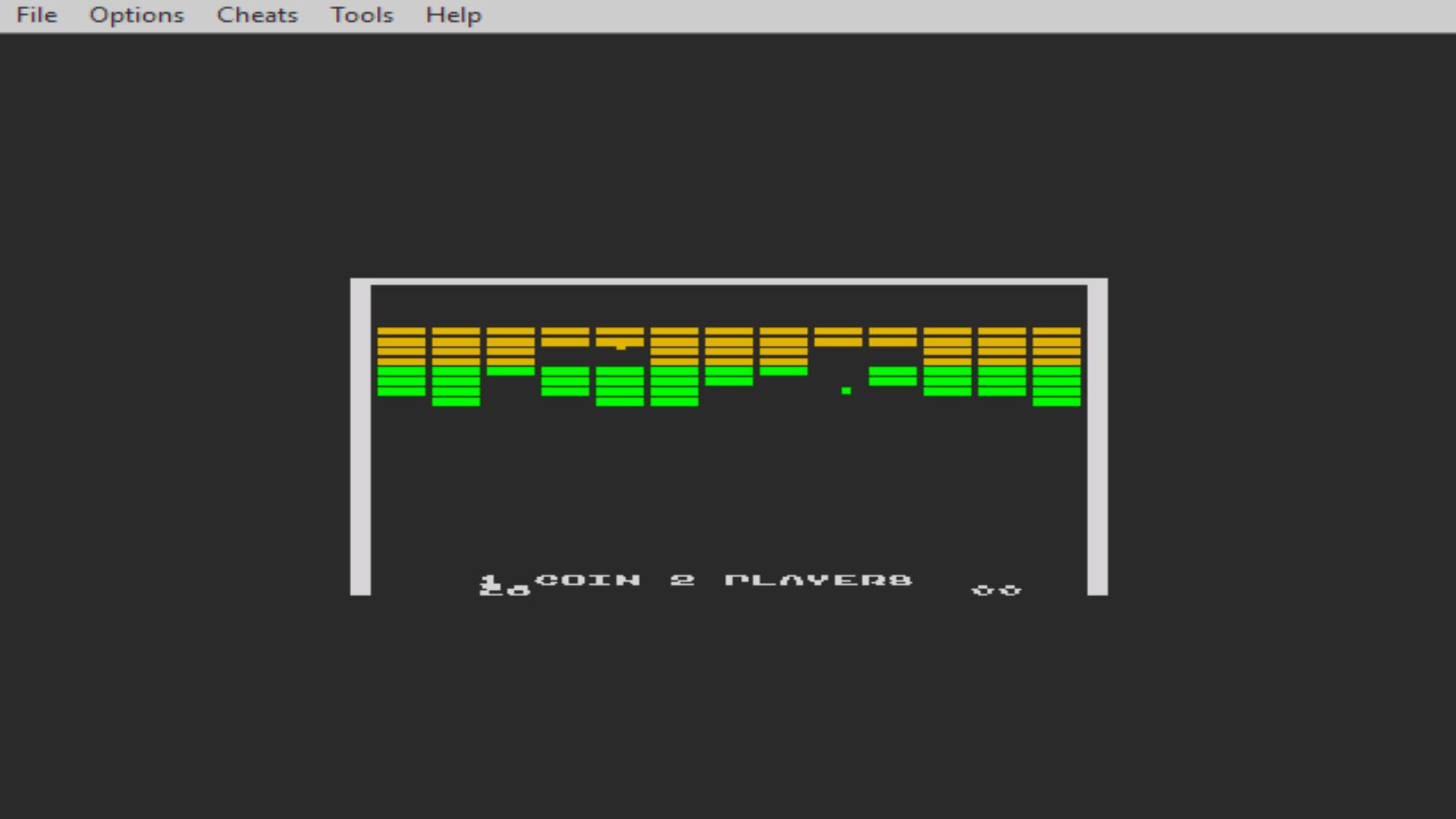 AkinNahtanoj: Atari Anniversary Advance: Super Breakout (GBA Emulated) 26 points on 2020-10-16 16:00:05