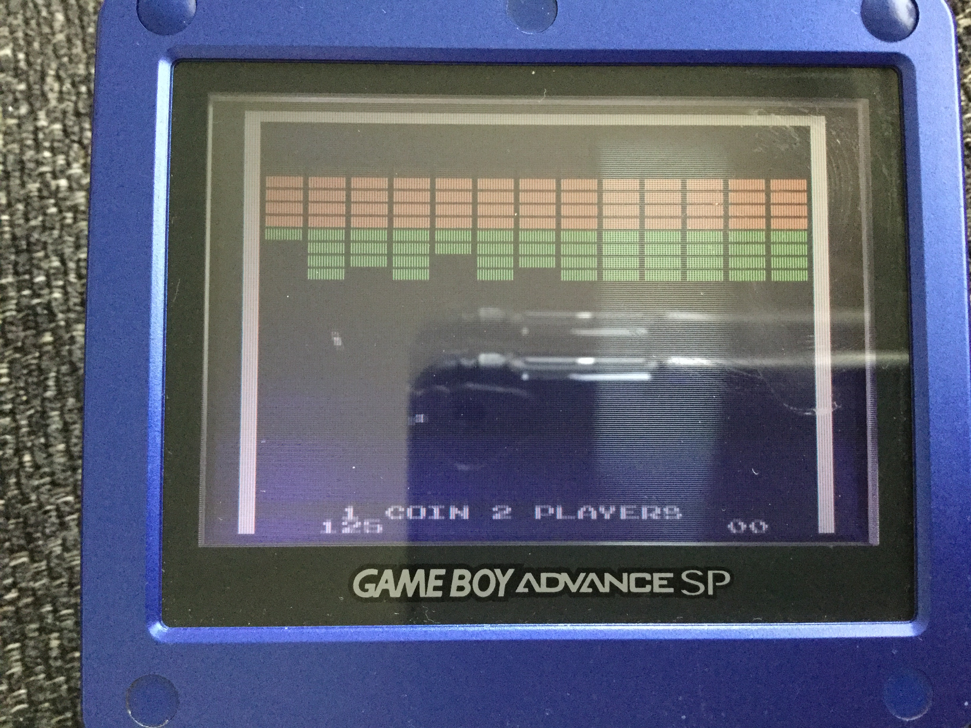 Frankie: Atari Anniversary Advance: Super Breakout (GBA) 125 points on 2018-05-12 06:53:17