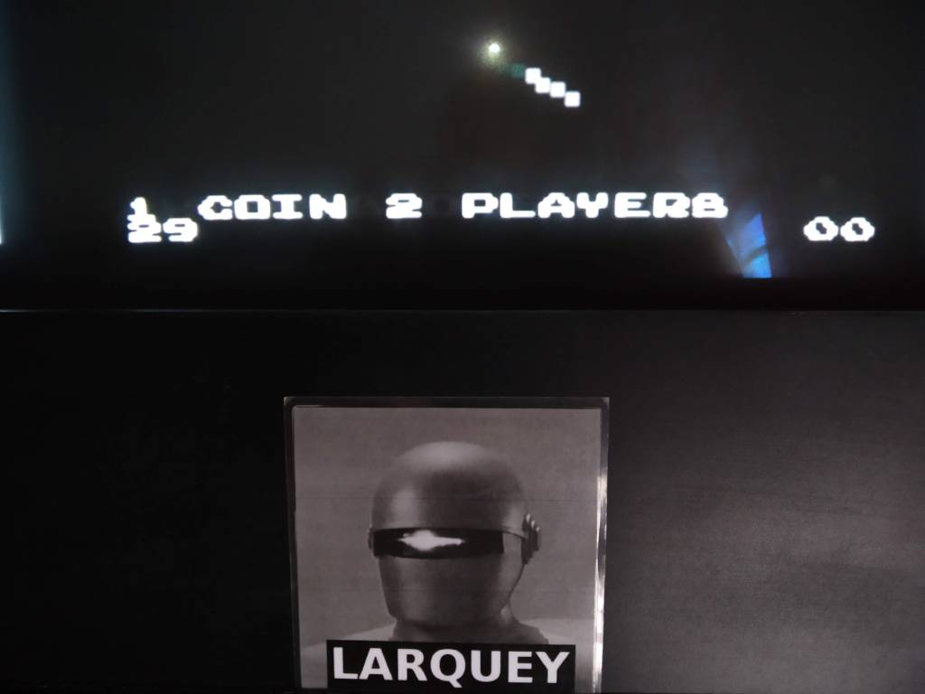 Larquey: Atari Anniversary Advance: Super Breakout (GBA Emulated) 29 points on 2019-08-19 13:18:32