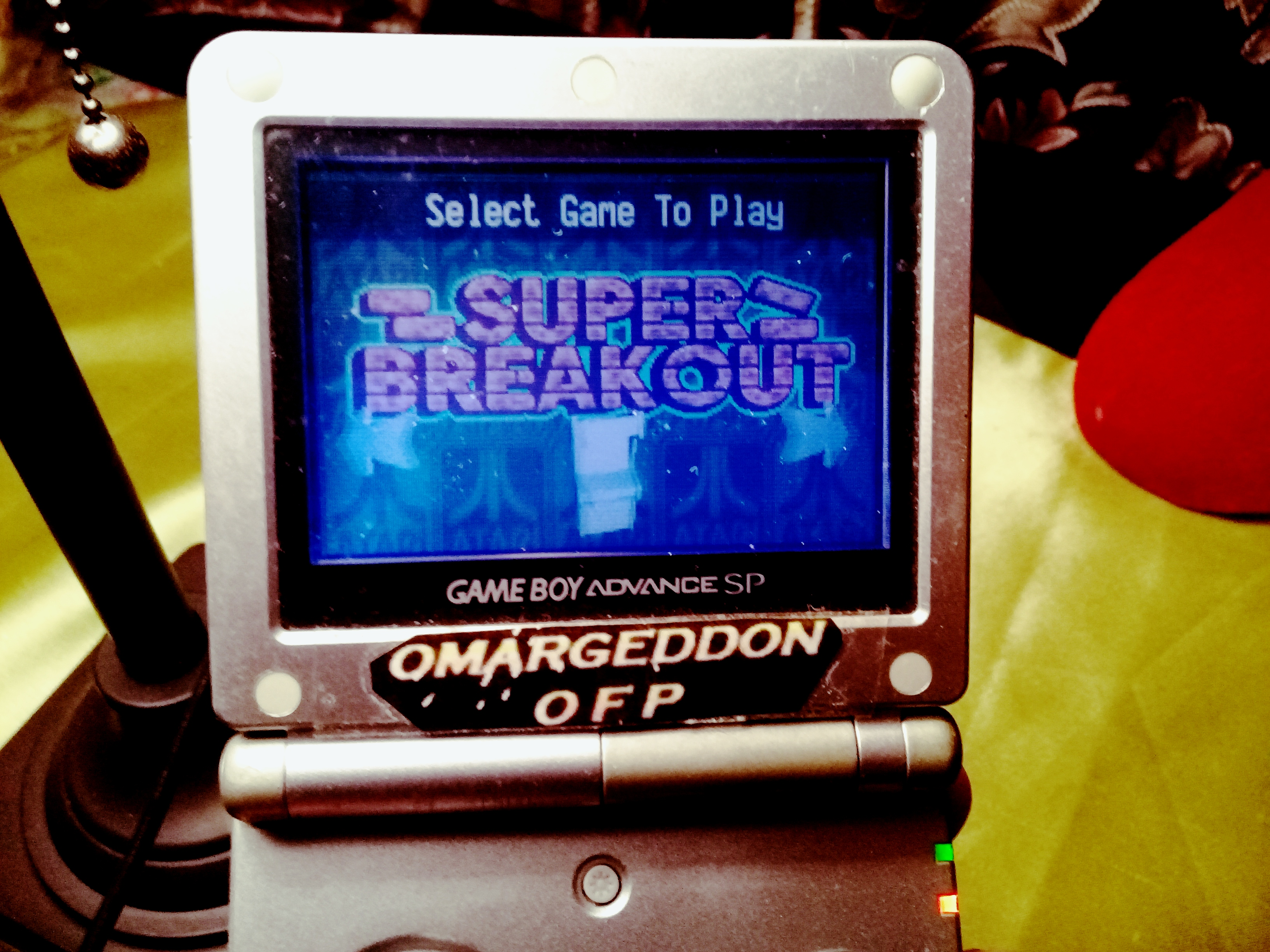 omargeddon: Atari Anniversary Advance: Super Breakout (GBA) 386 points on 2020-02-02 20:48:03