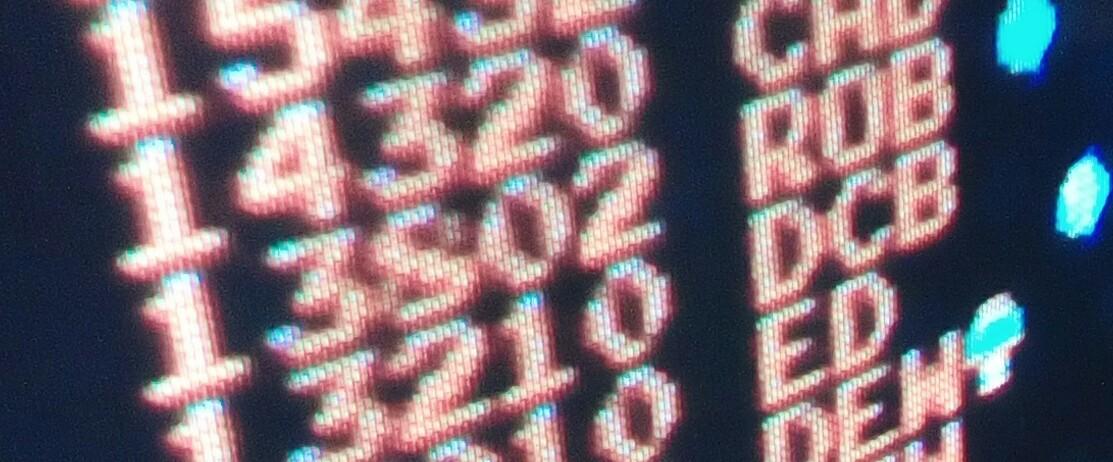 Atari Anniversary Edition Redux [Centipede] 13,802 points