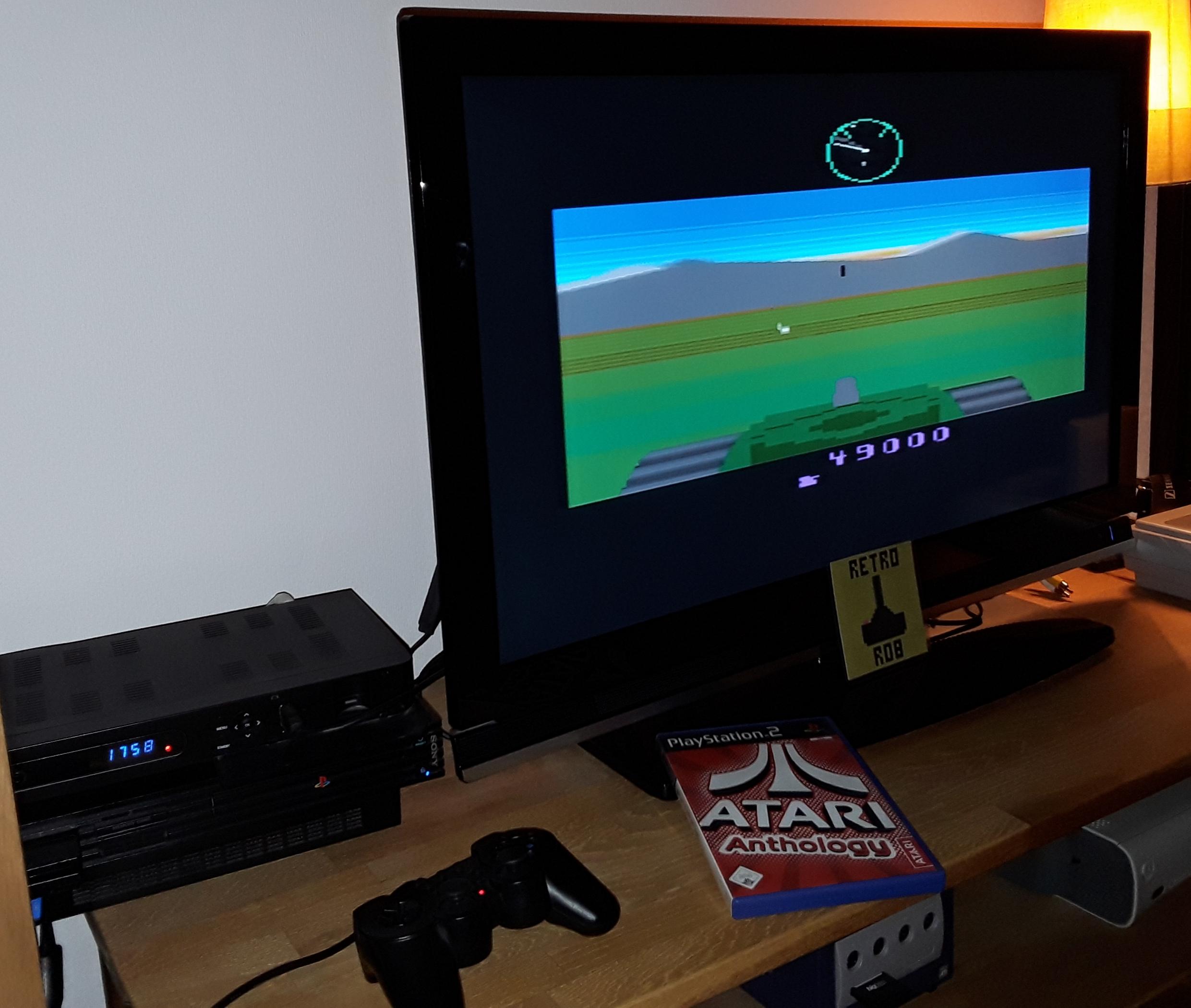 RetroRob: Atari Anthology: Battlezone [2600] (Playstation 2) 49,000 points on 2019-01-29 11:00:38