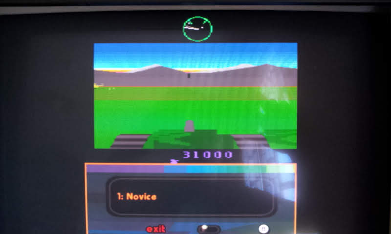 Larquey: Atari Greatest Hits: Volume 1: Battlezone [Atari 2600] (Nintendo DS Emulated) 31,000 points on 2018-08-15 08:19:57