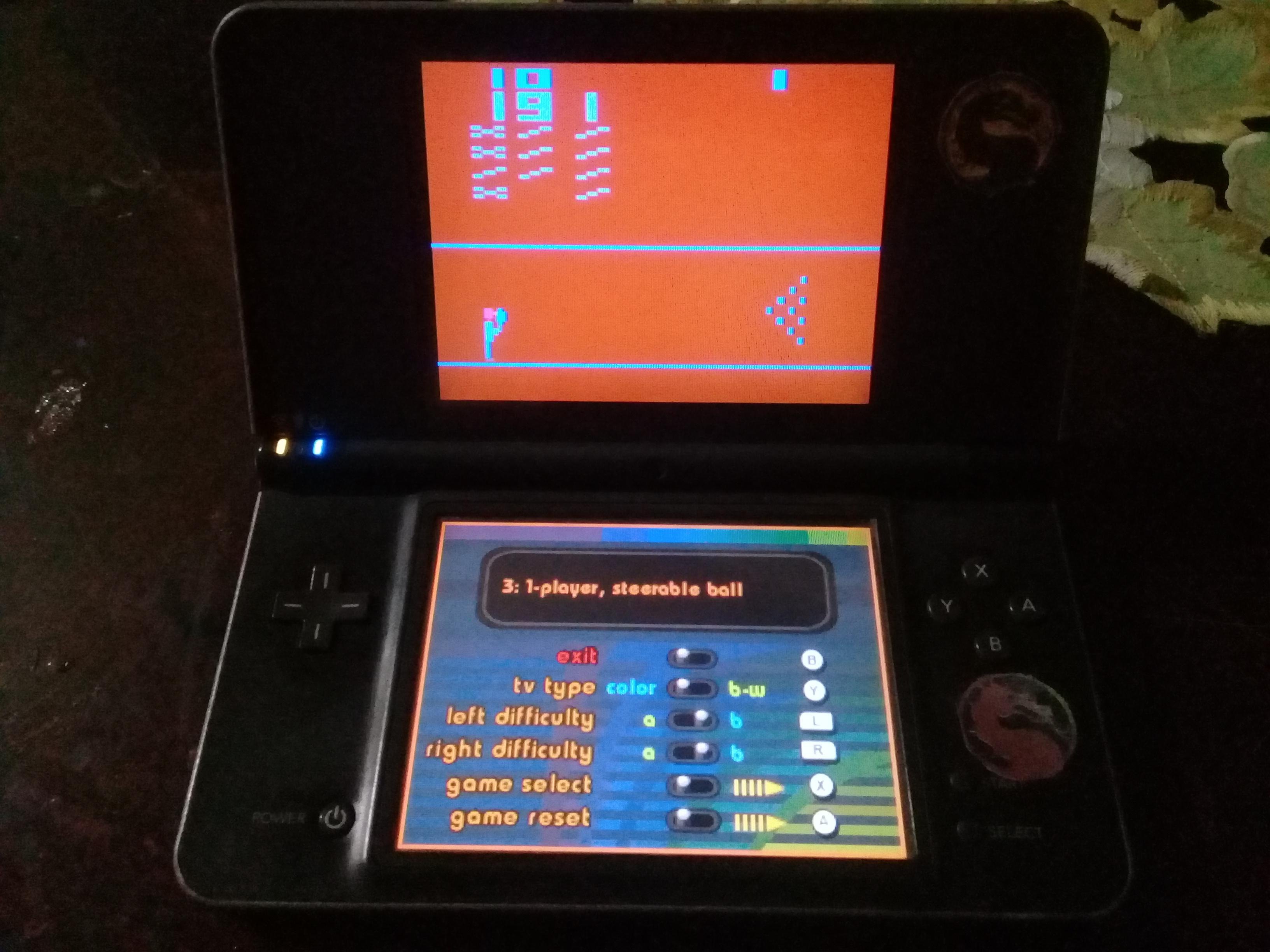 omargeddon: Atari Greatest Hits: Volume 1: Bowling: Game 3 [Atari 2600] (Nintendo DS) 191 points on 2021-10-01 00:34:41