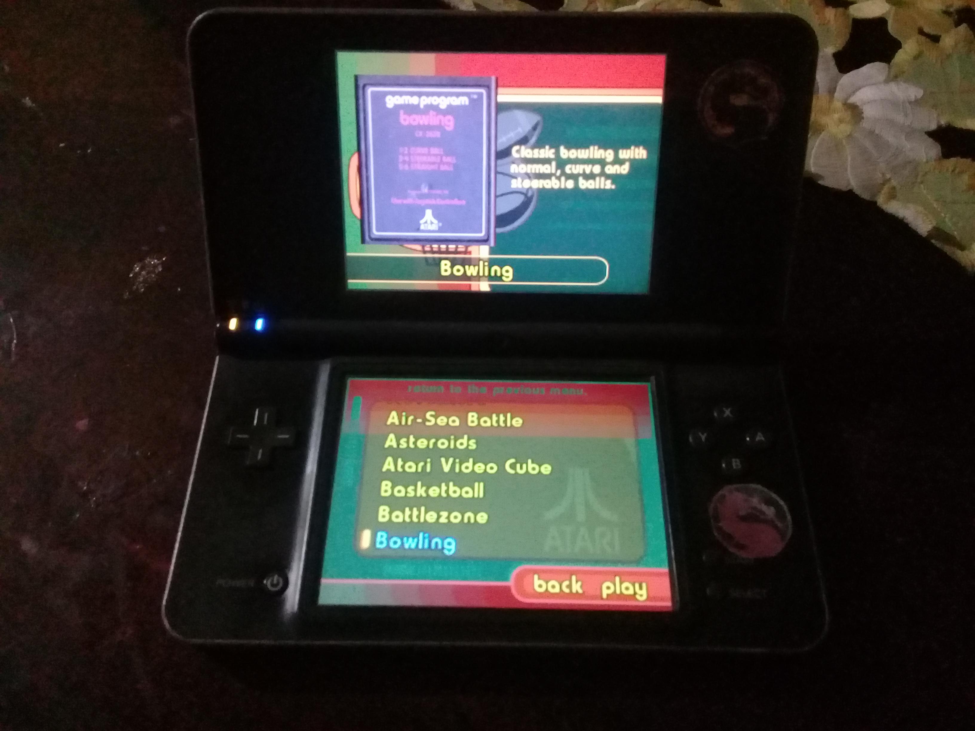 omargeddon: Atari Greatest Hits: Volume 1: Bowling: Game 5 [Atari 2600] (Nintendo DS) 170 points on 2021-10-01 00:29:19