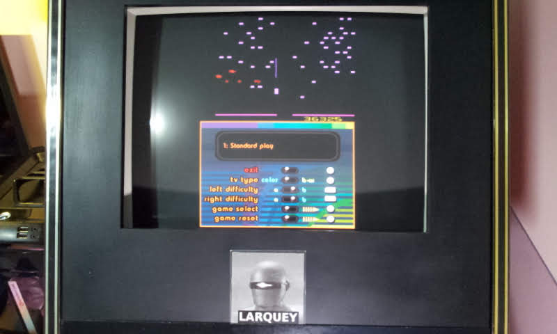 Atari Greatest Hits: Volume 1: Centipede [Atari 2600] 36,325 points