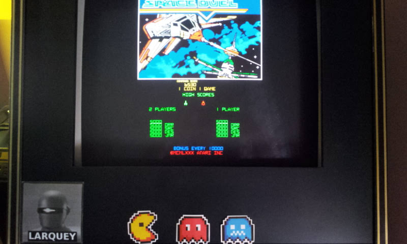 Larquey: Atari Greatest Hits: Volume 1: Space Duel [Arcade/Double Ship] (Nintendo DS Emulated) 6,530 points on 2018-08-15 11:22:29