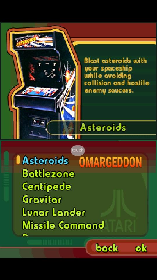 omargeddon: Atari