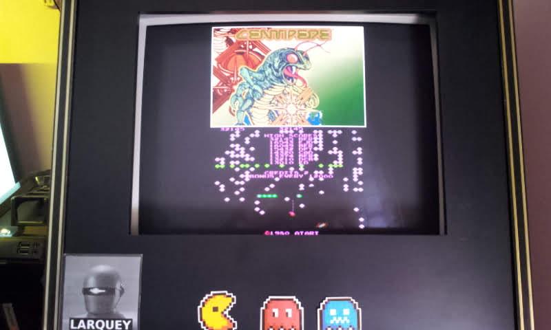 Larquey: Atari