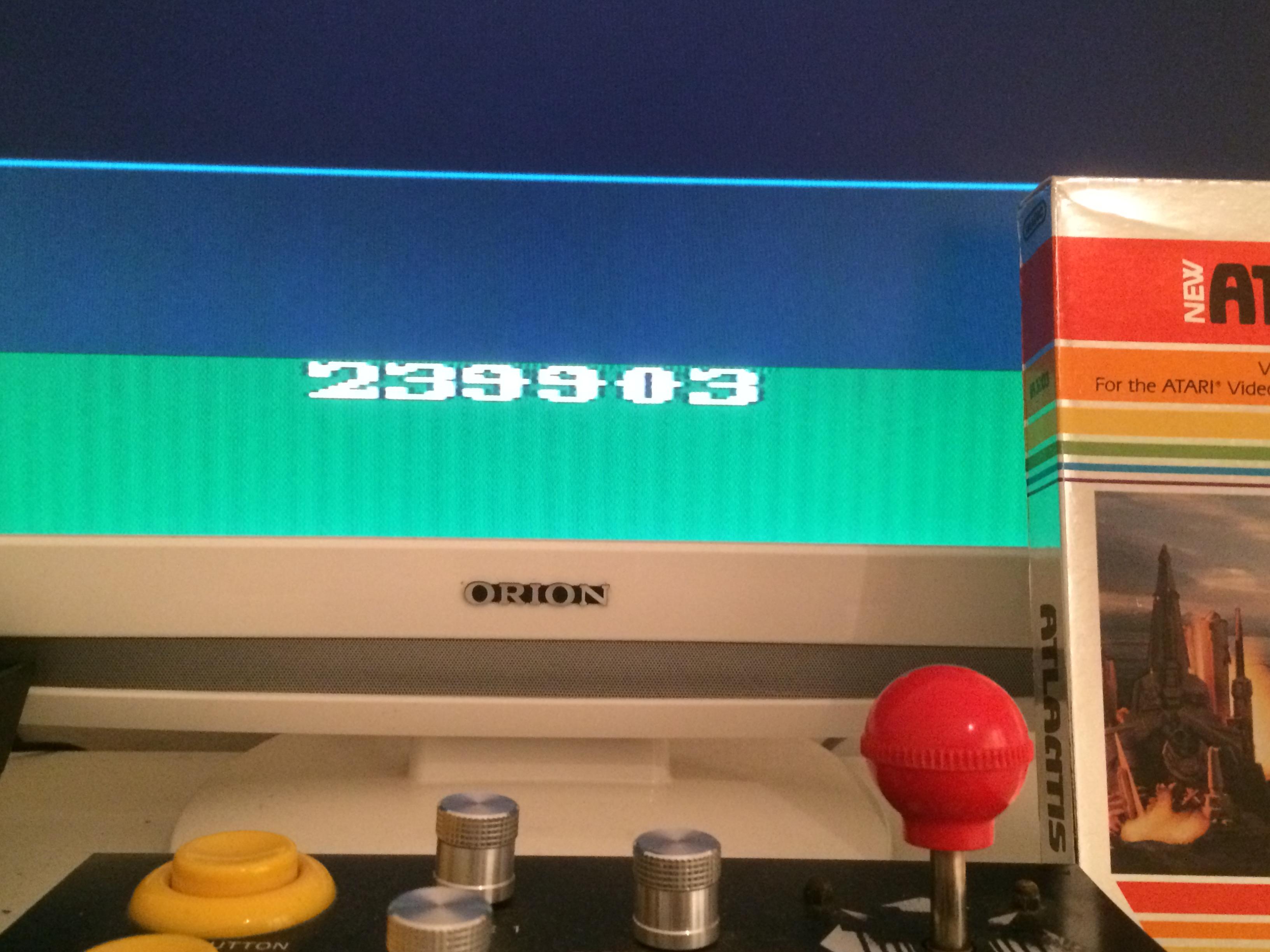 Atlantis 239,903 points