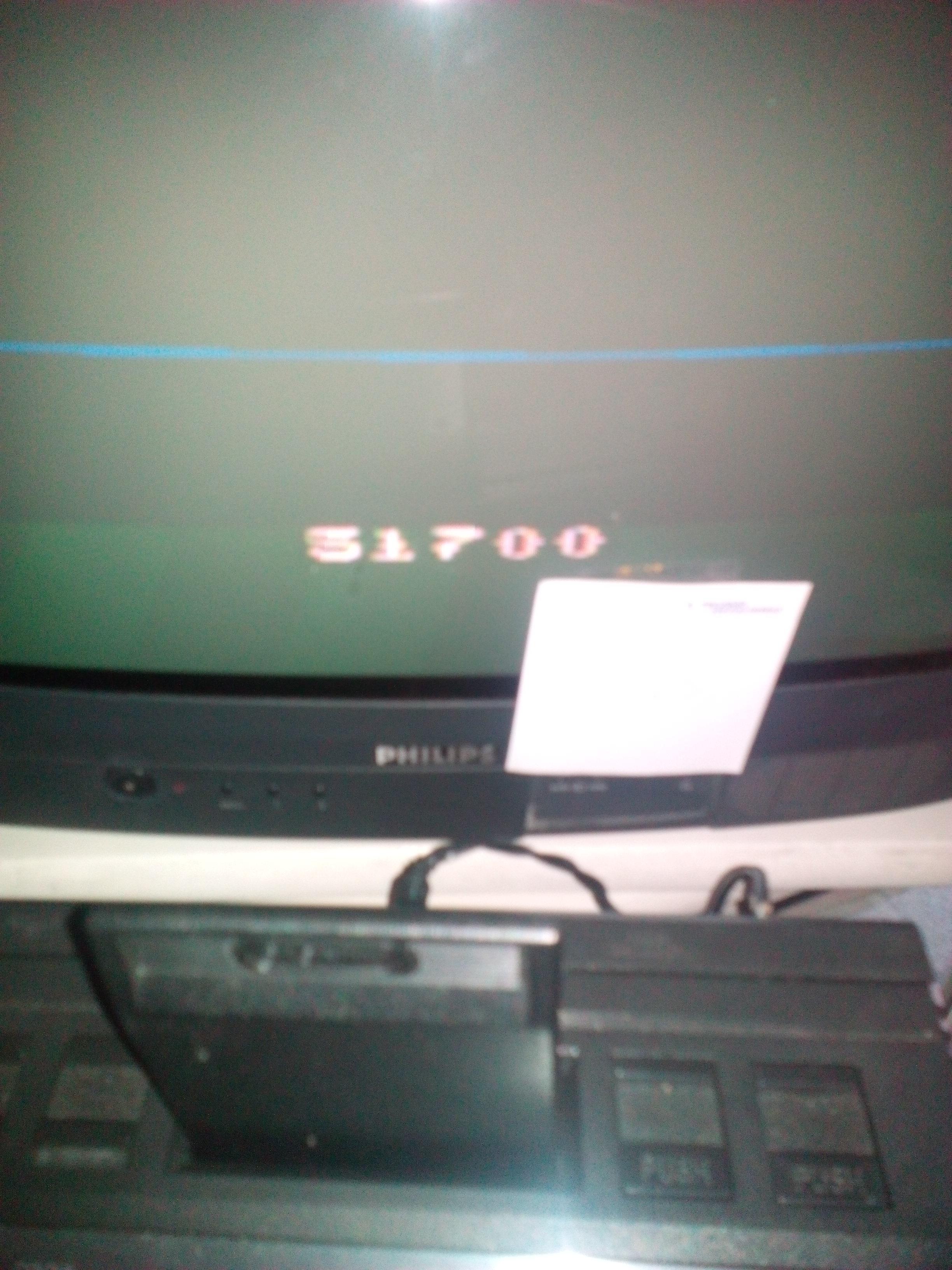 MisterVCS: Atlantis (Atari 2600) 51,700 points on 2016-09-03 06:40:01