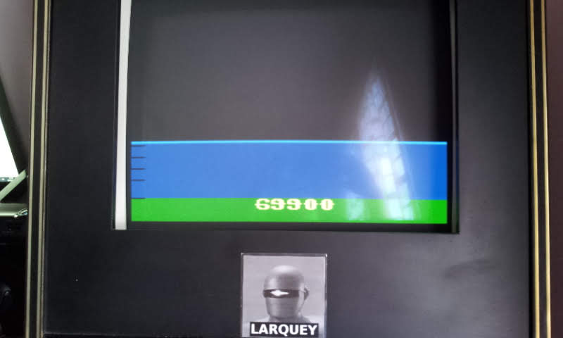 Larquey: Atlantis (Atari 2600 Emulated) 69,900 points on 2018-05-20 11:20:08