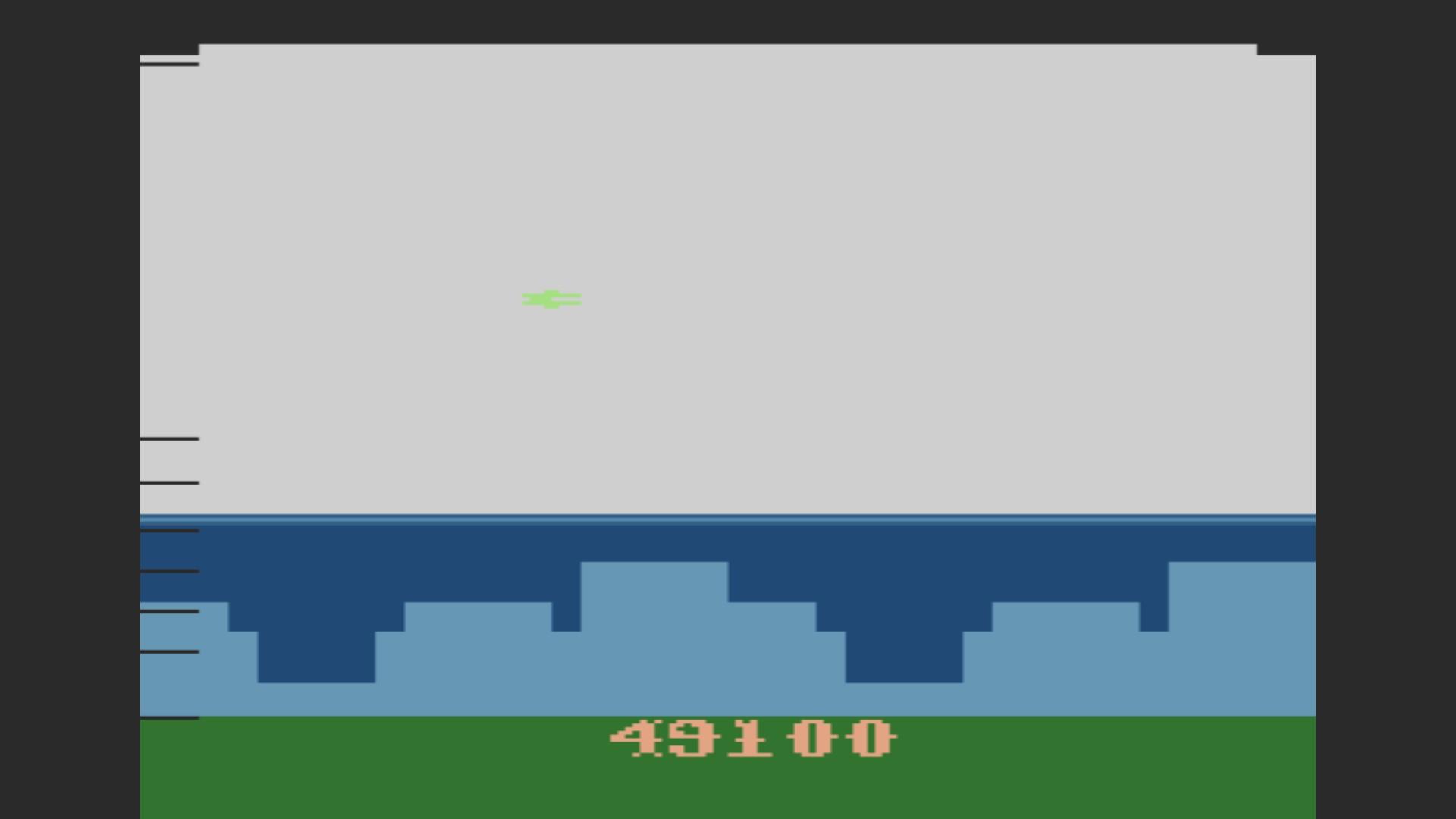 AkinNahtanoj: Atlantis (Atari 2600 Emulated) 49,100 points on 2020-08-11 02:47:25