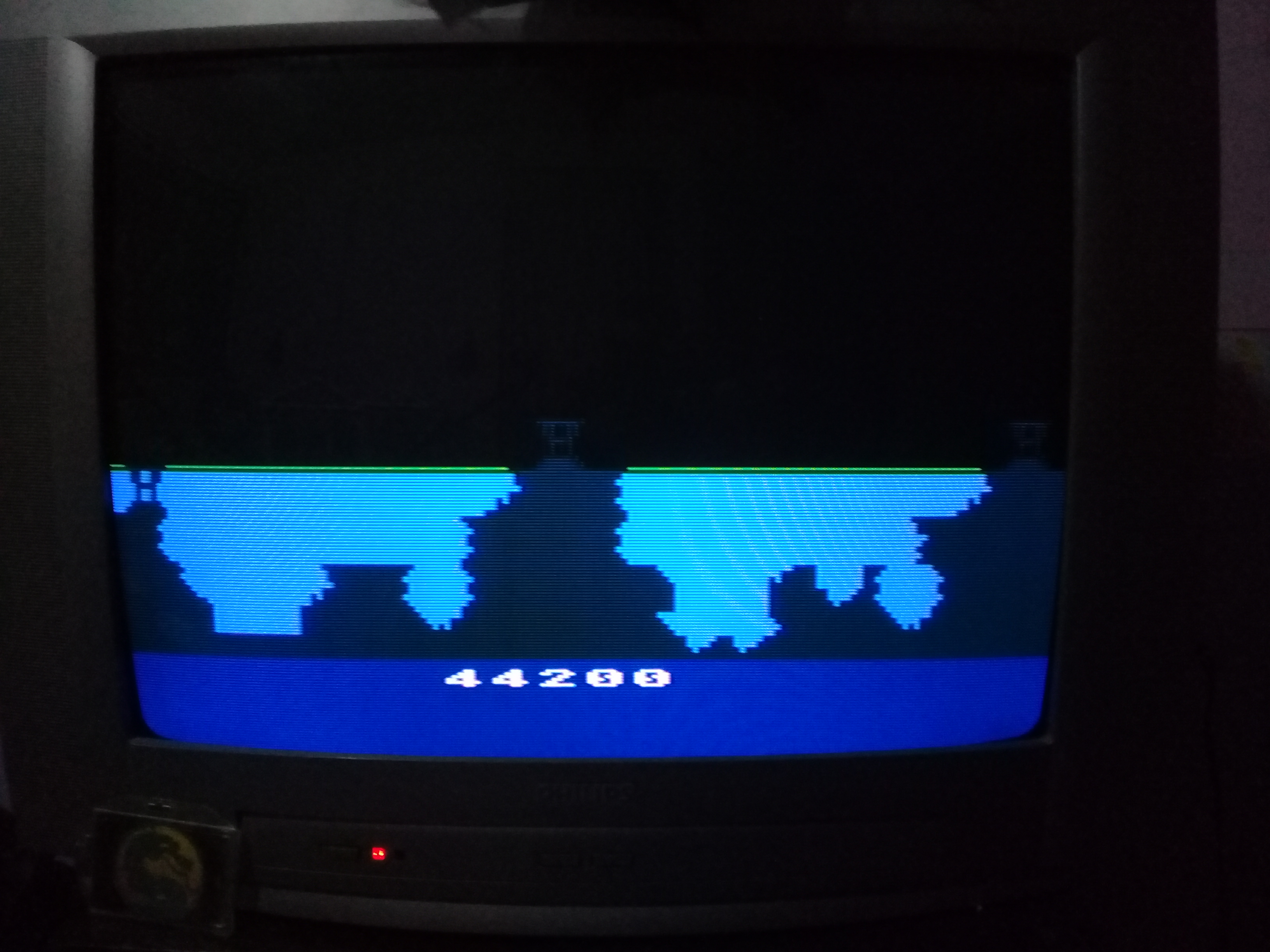 omargeddon: Atlantis (Atari 400/800/XL/XE) 44,200 points on 2020-03-09 01:20:38