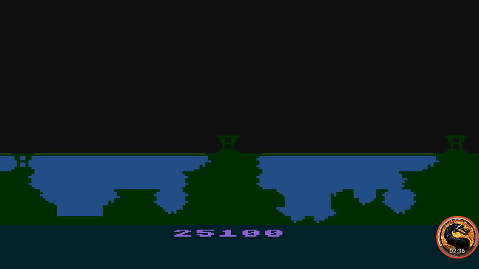 omargeddon: Atlantis [Hard] (Atari 400/800/XL/XE Emulated) 25,100 points on 2019-10-13 15:00:38