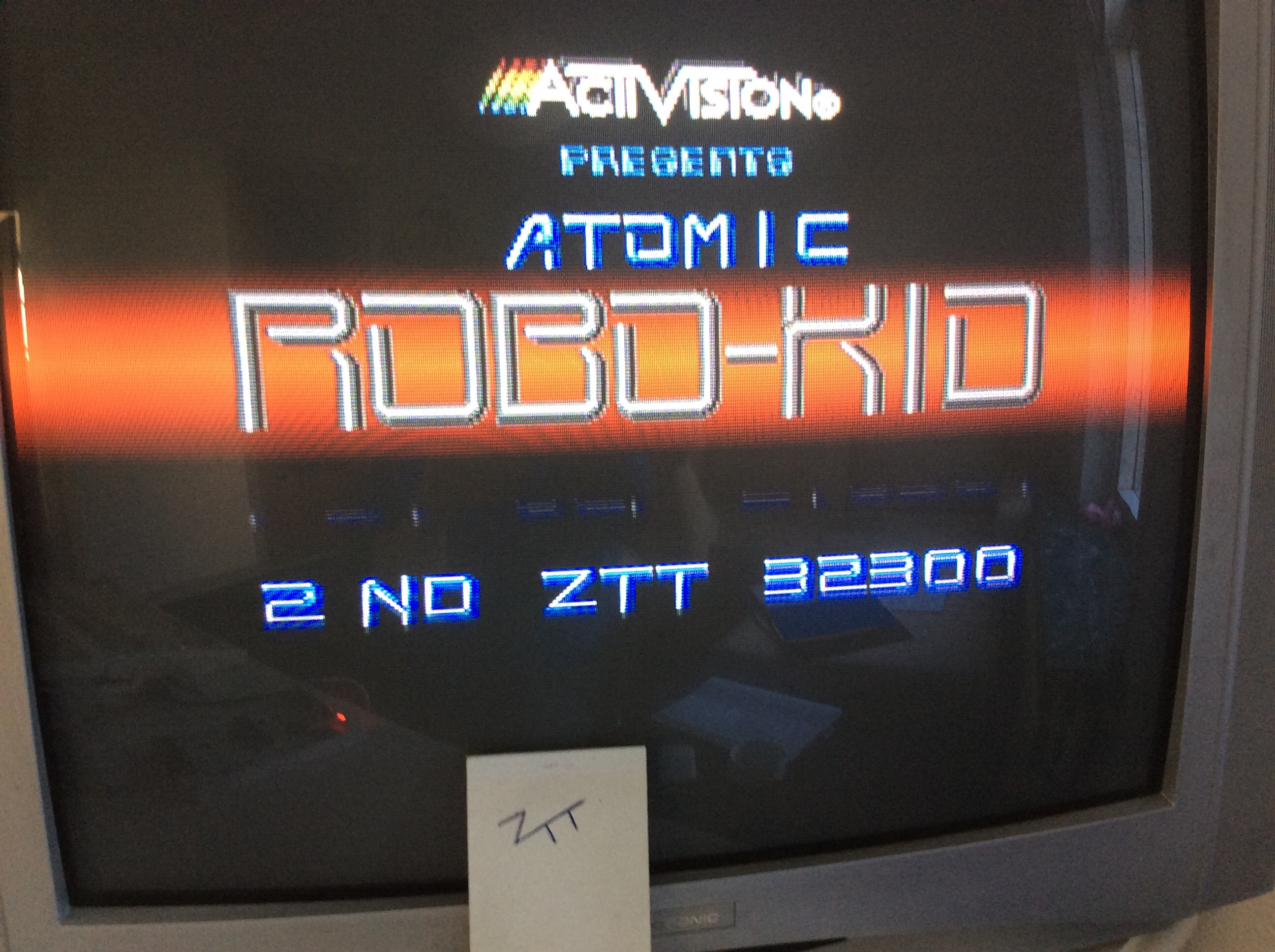 Frankie: Atomic Robo-Kid (Amiga) 32,300 points on 2016-07-20 12:07:08