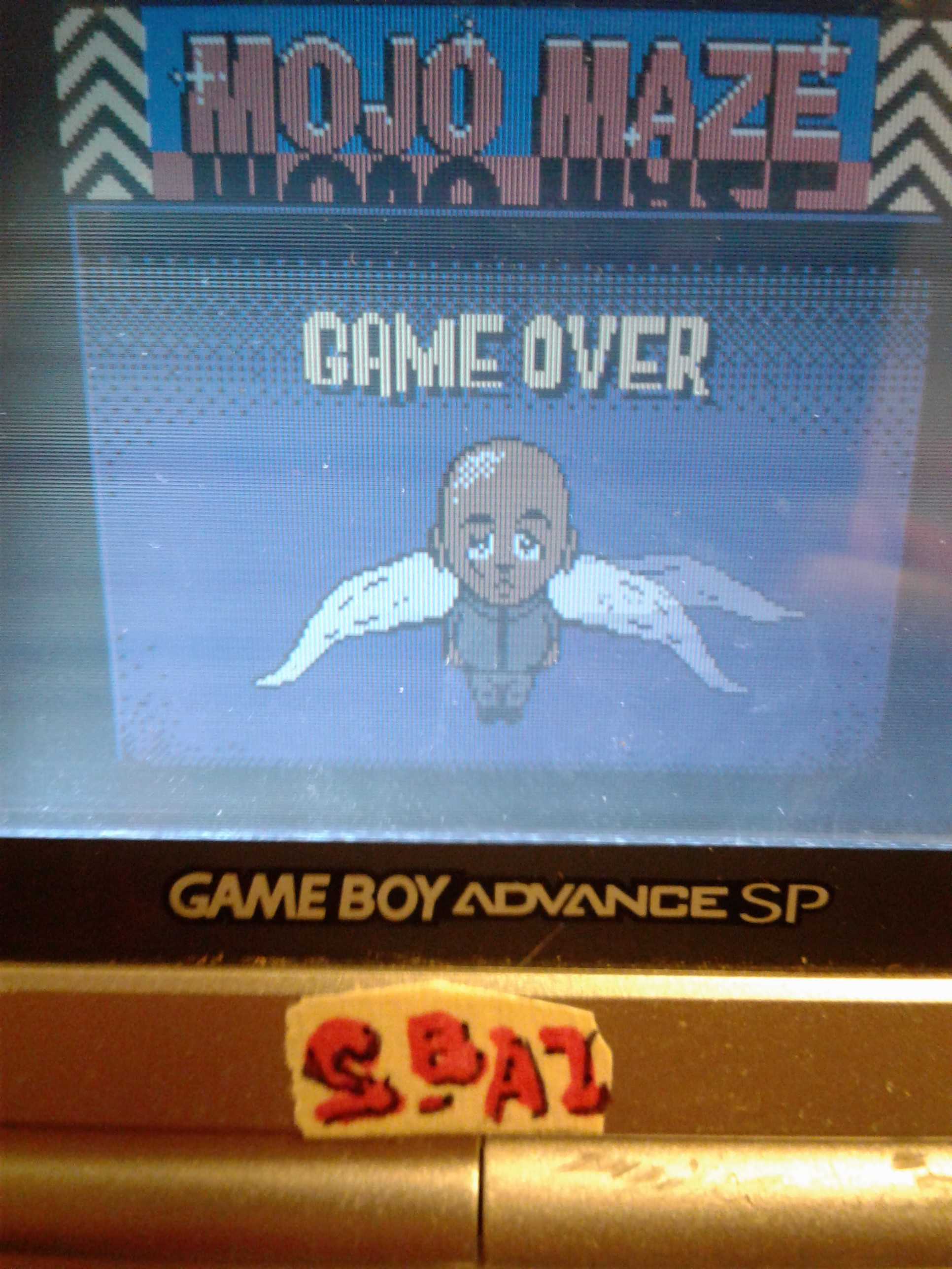 S.BAZ: Austin Powers Welcome To My Underground Lair: Mojo Maze (Game Boy Color) 35,820 points on 2019-08-22 14:25:53