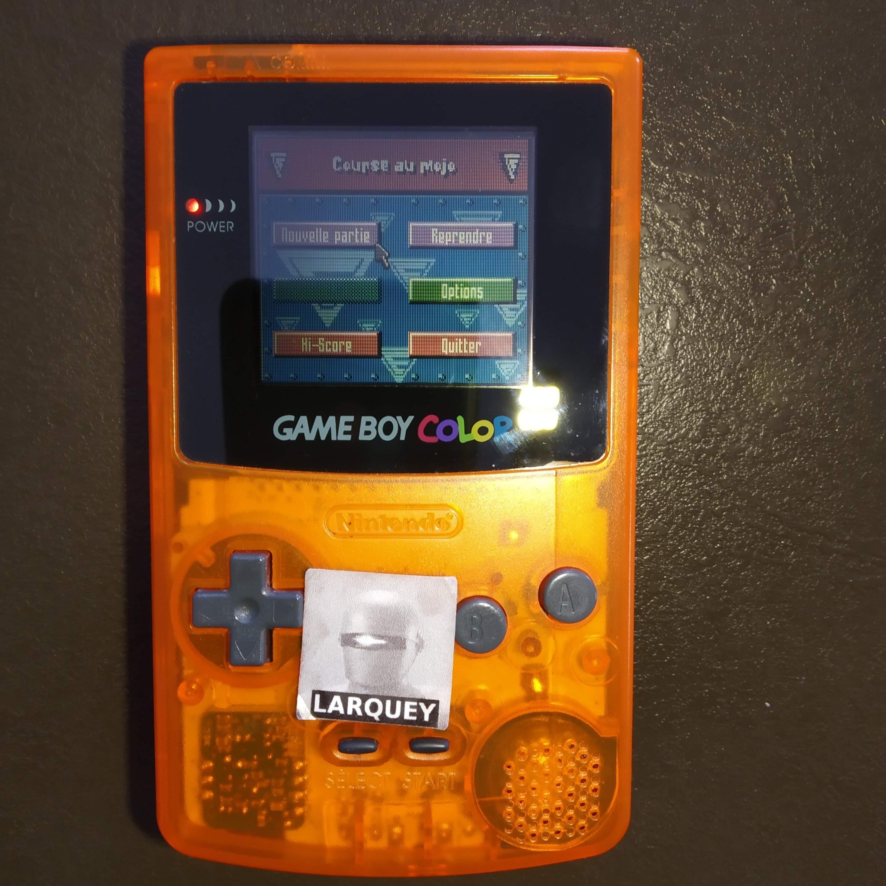 Larquey: Austin Powers Welcome To My Underground Lair: Mojo Maze (Game Boy Color) 14,570 points on 2020-07-29 04:21:11
