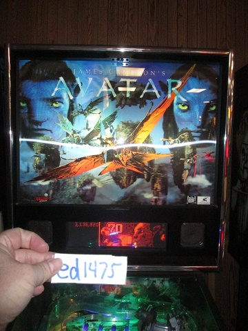 ed1475: Avatar (Pinball: 3 Balls) 3,136,820 points on 2017-02-05 15:32:08