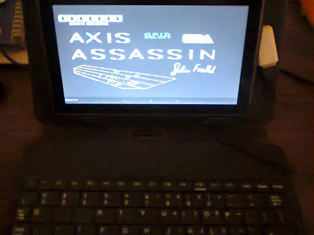 ecworiginal: Axis Assassin: Medium Spider (Atari 400/800/XL/XE Emulated) 53,650 points on 2016-04-26 10:58:51