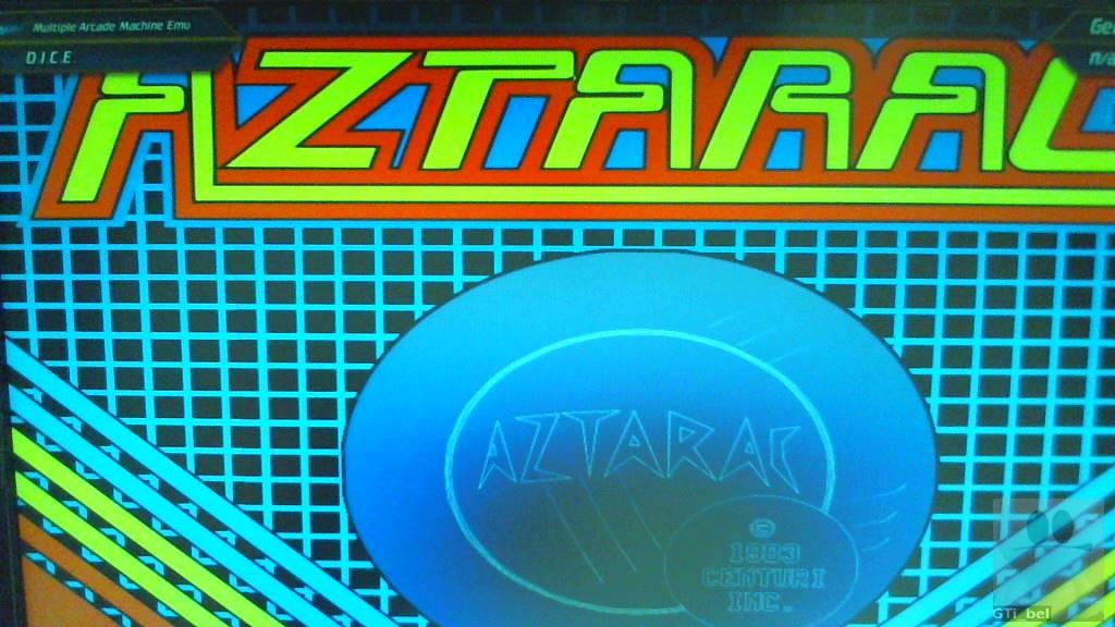 GTibel: Aztarac [aztarac] (Arcade Emulated / M.A.M.E.) 120 points on 2018-10-31 08:09:20