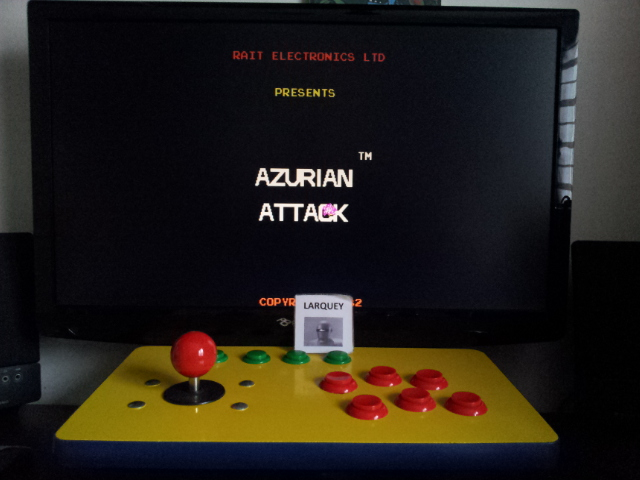 Azurian Attack [azurian] 3,807 points
