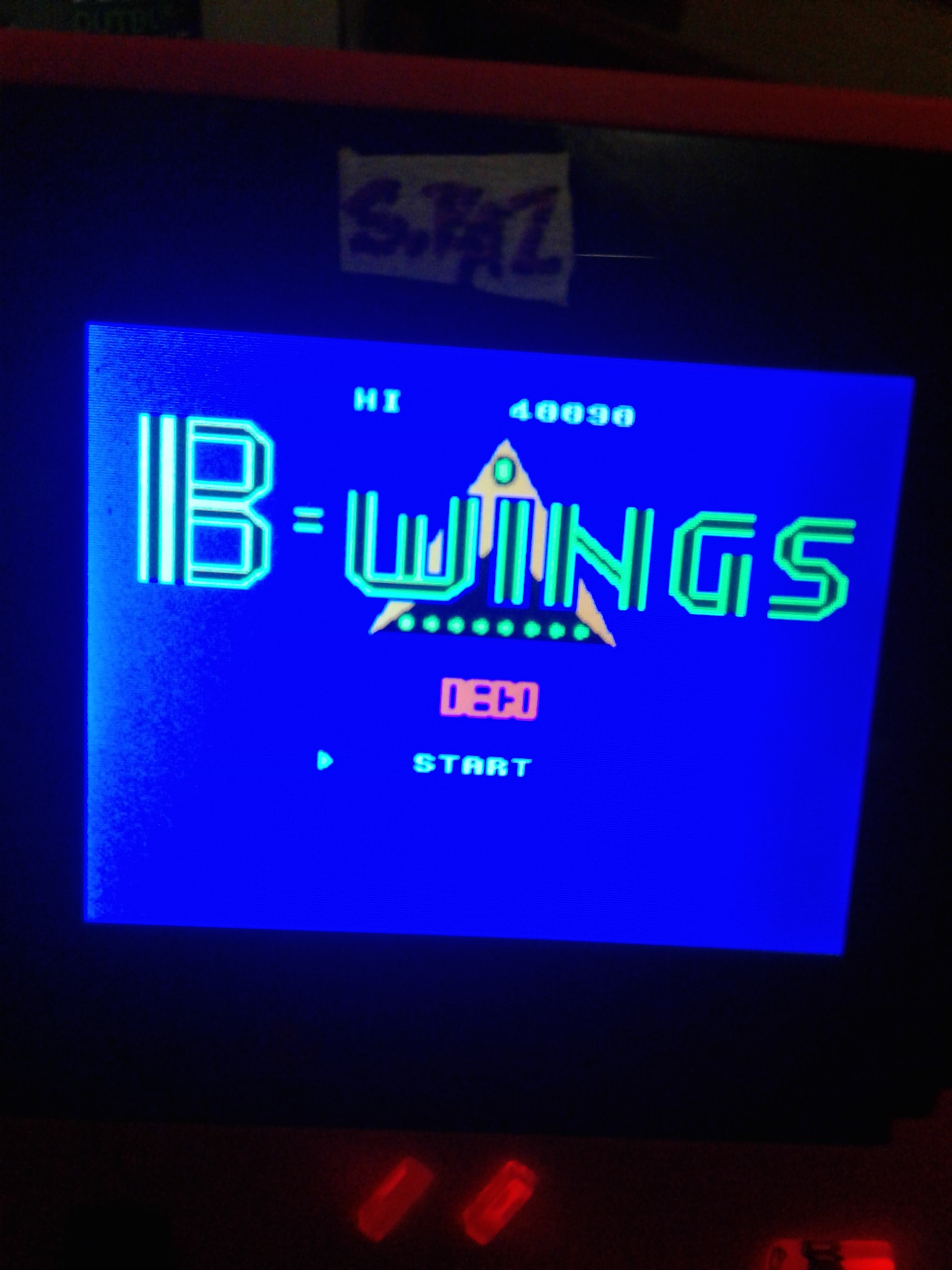 B-Wings 40,090 points