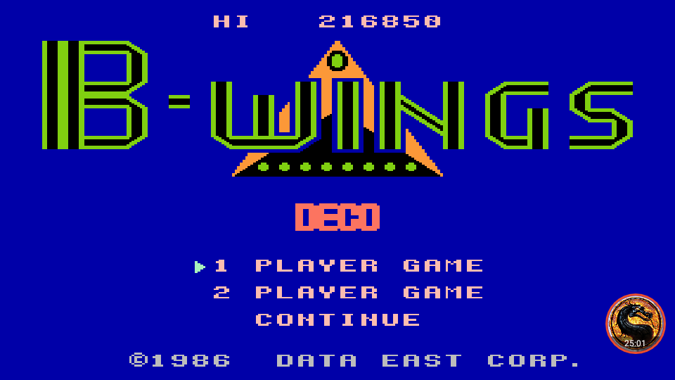 omargeddon: B-Wings (NES/Famicom Emulated) 216,850 points on 2019-01-14 20:30:32