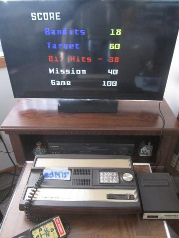 ed1475: B17 Bomber [Level 6] (Intellivision) 100 points on 2019-03-16 18:00:18